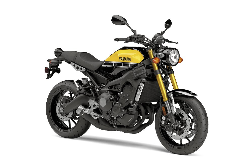 60th anniversary edition of 2016 Yamaha XSR900
