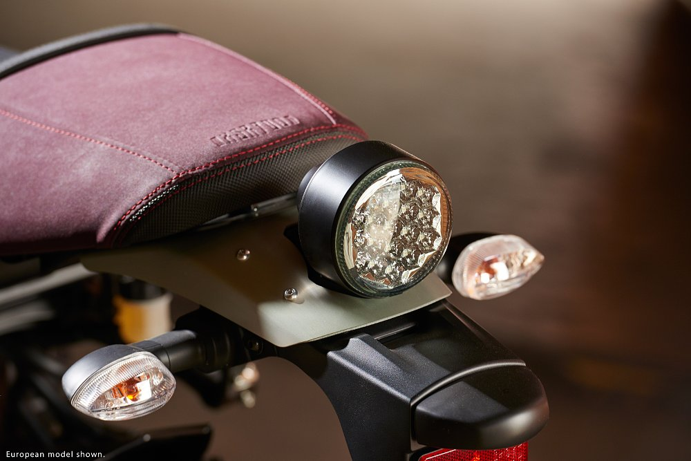XSR900 taillight
