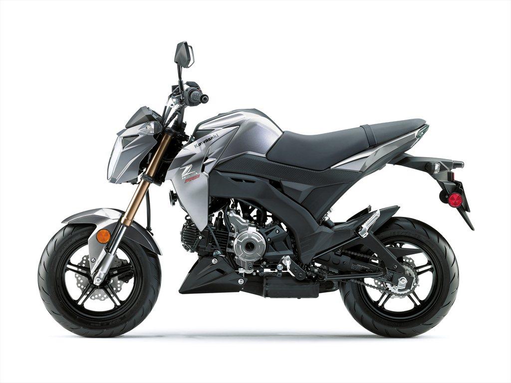 Kawasaki Z125 Pro street-legal monkey bike comes to the U.S.