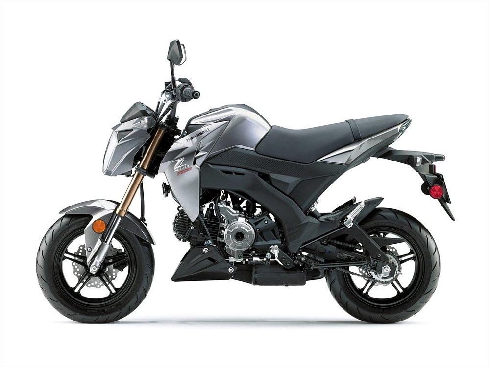 2017 Kawasaki Z125 Pro >> Kawasaki Z125 Pro street-legal monkey bike comes to the U.S. - RevZilla