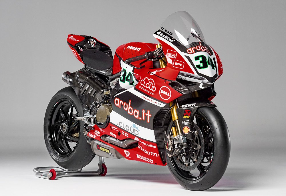 Ducati Panigale Superbike
