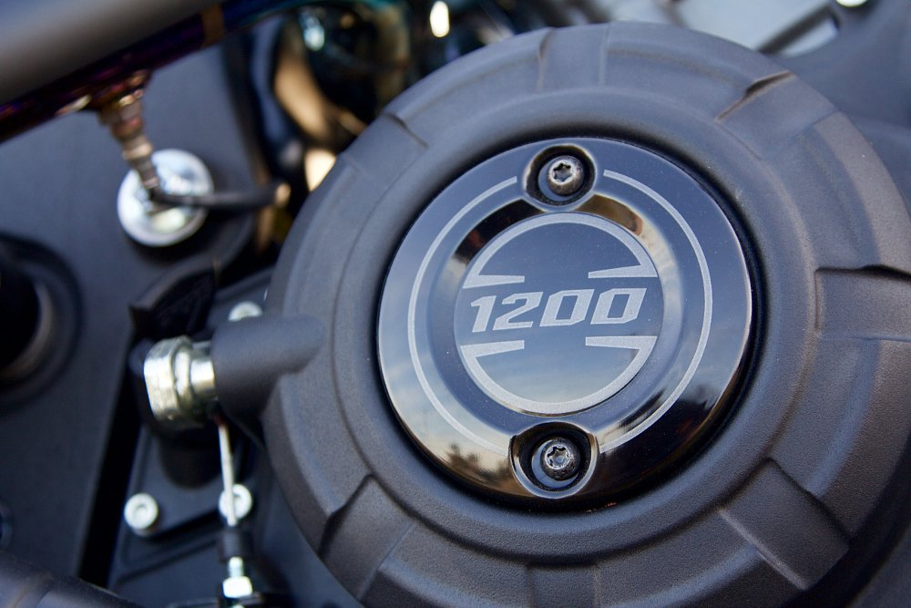 1200 cc Victory engine