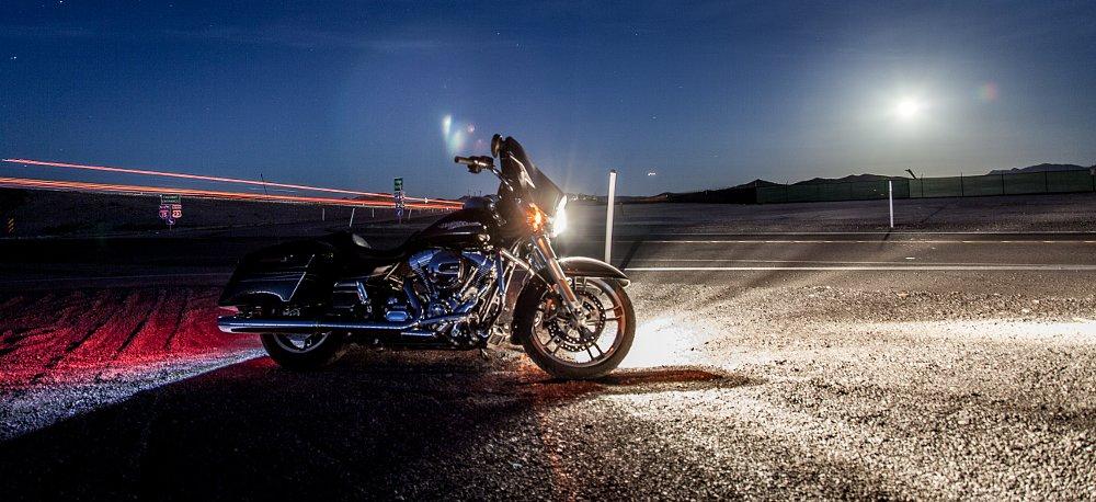 2016 Harley-Davidson Street Glide Special first ride