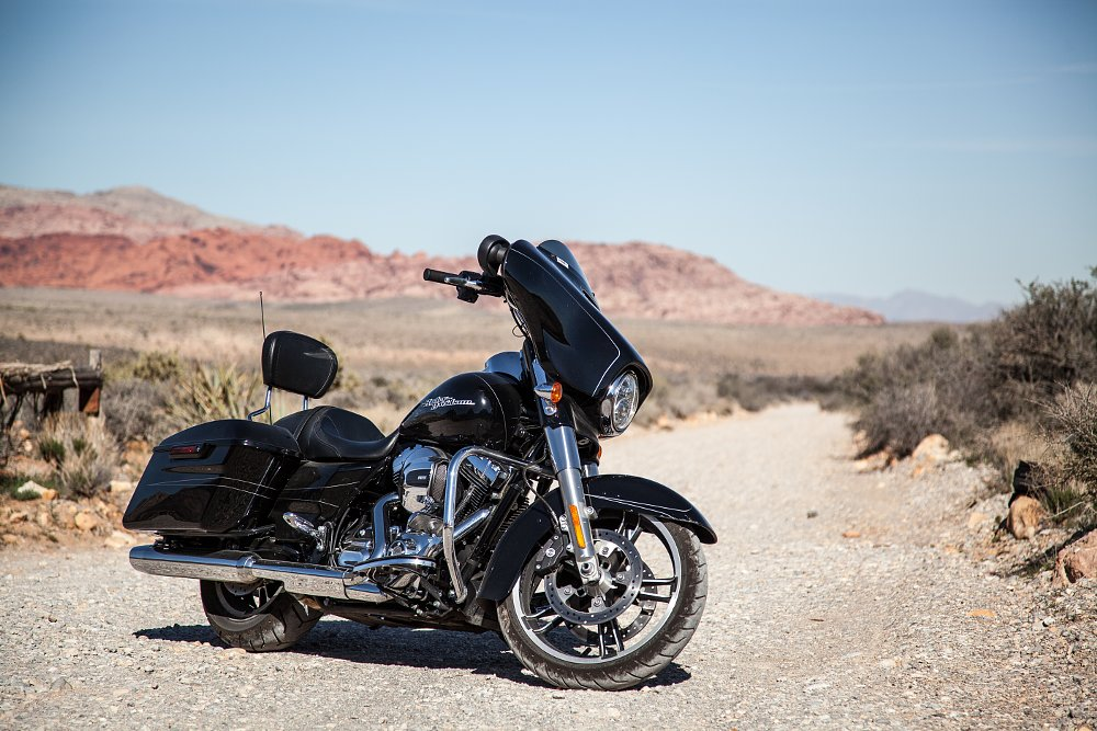 Harley Street Glide Special