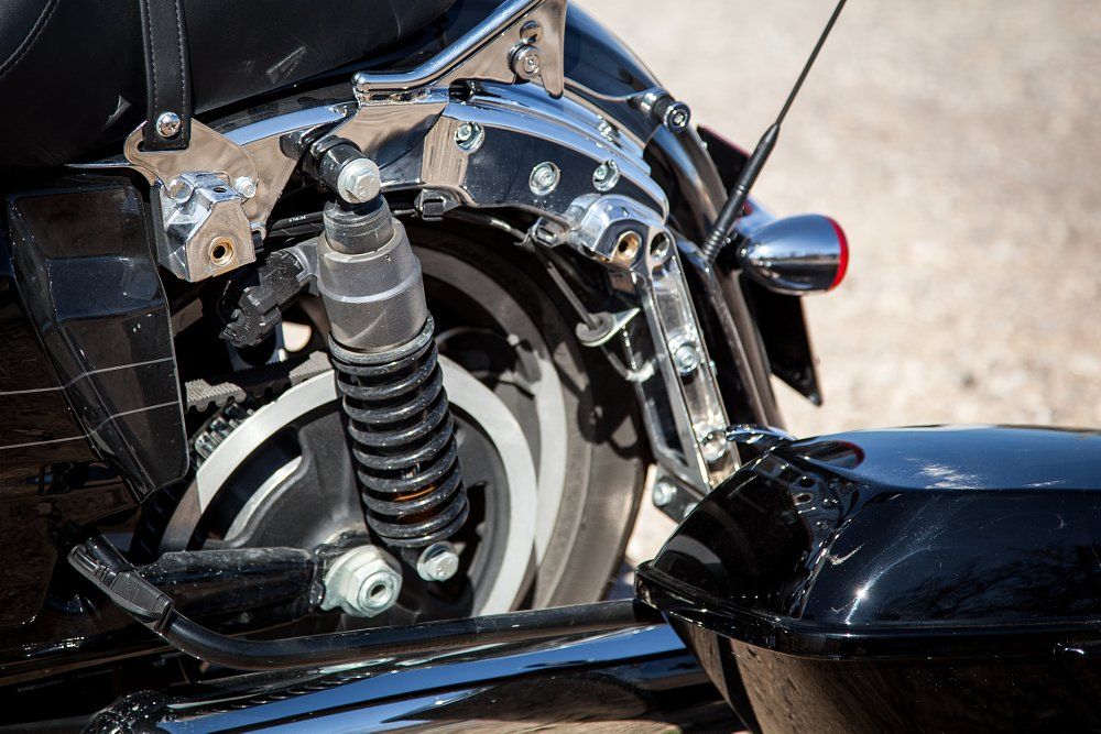 Harley Street Glide Rear Shocks