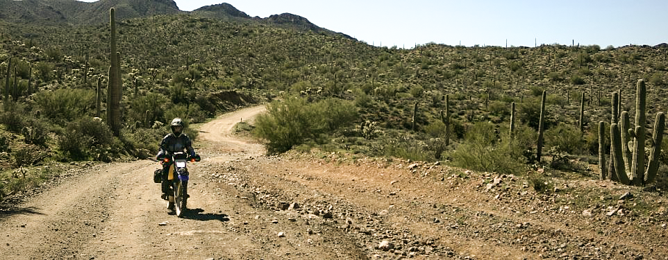 Ten lessons learned by a new off-road rider