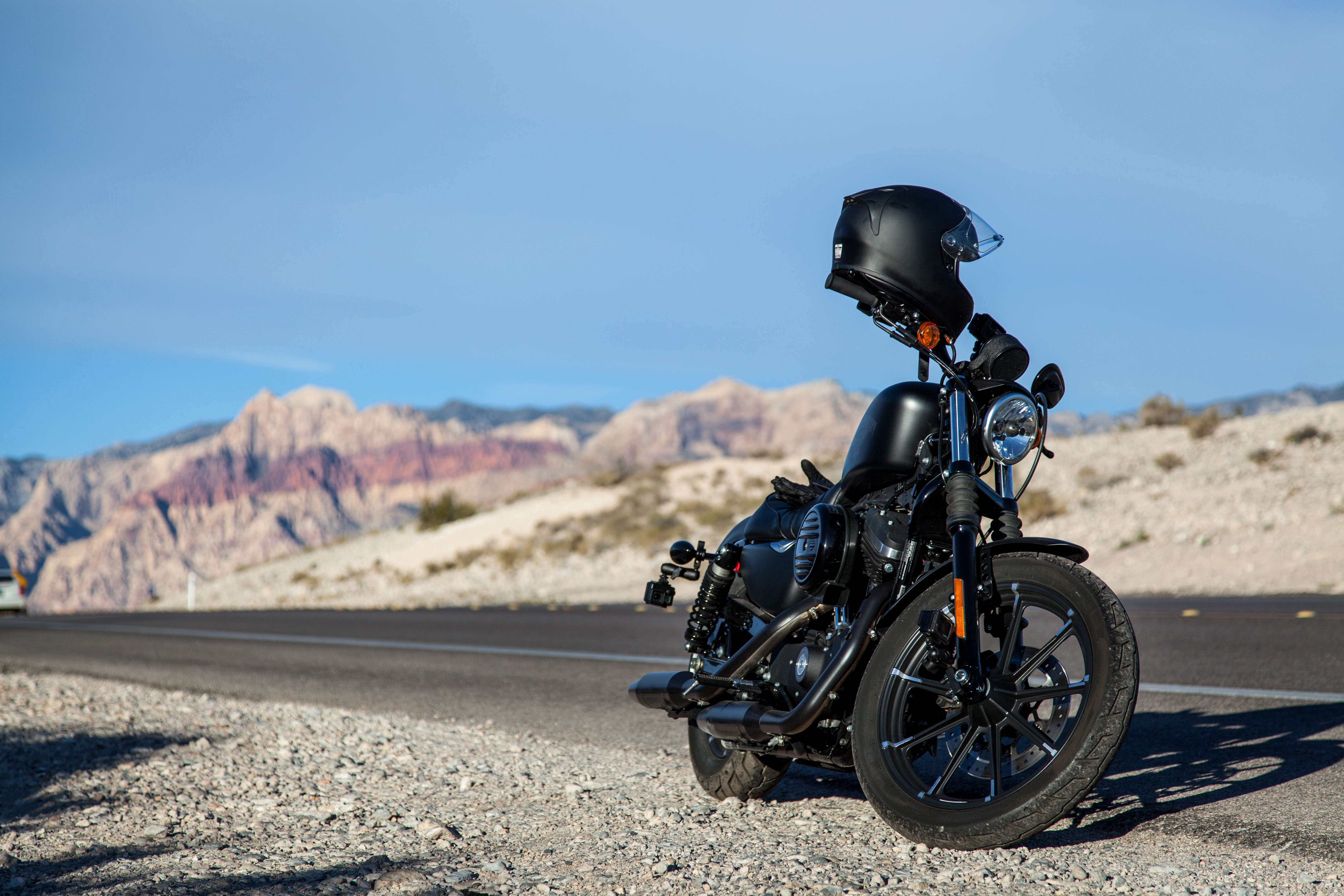 2016 Harley Davidson Sportster Iron 883 Review Revzilla Way Switches Electrical 101