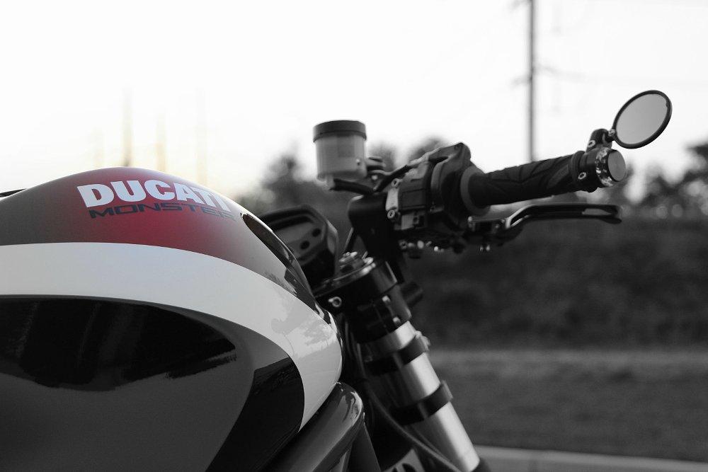 Ducati paint