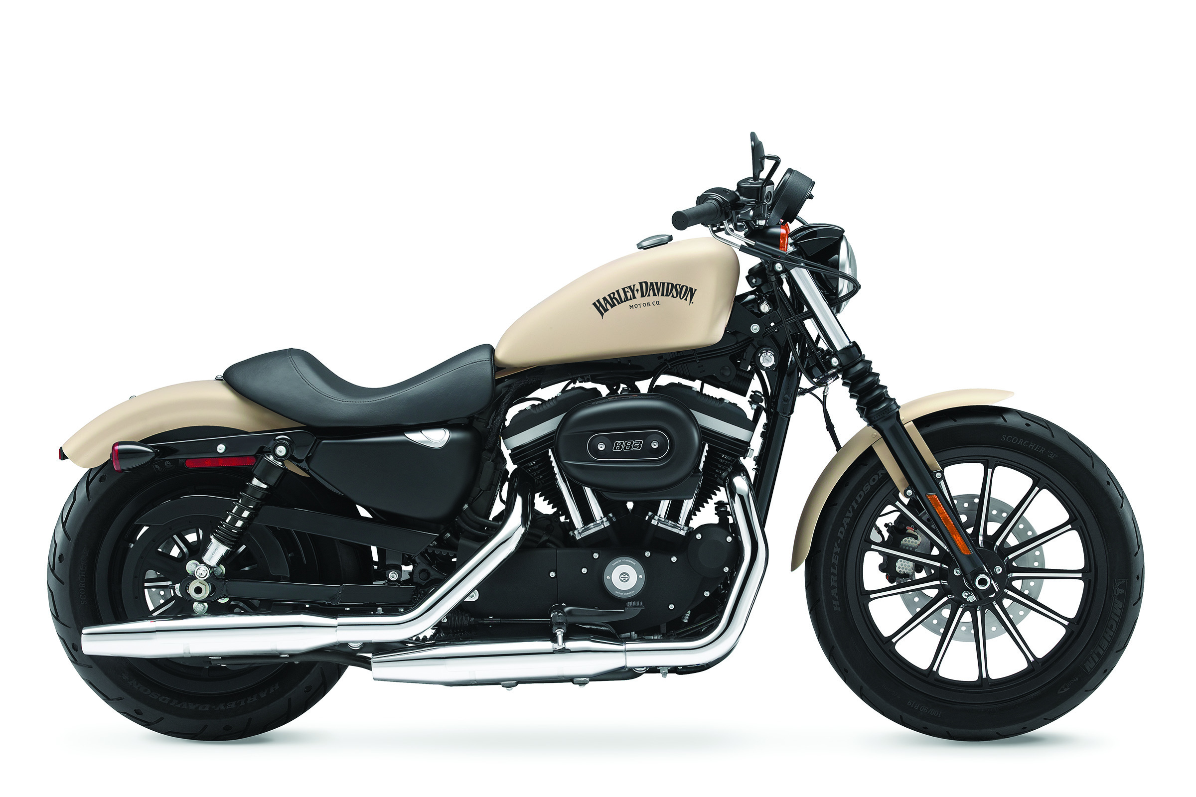 2016 Harley-Davidson Sportster Iron 883 review
