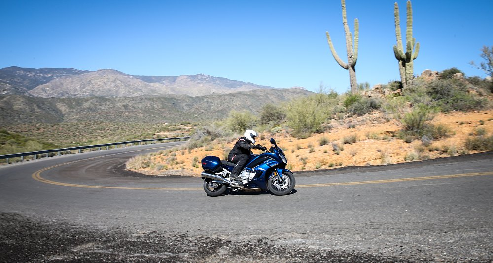 2016 Yamaha FJR1300 first ride review