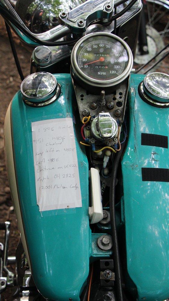 Flatbilly GPS