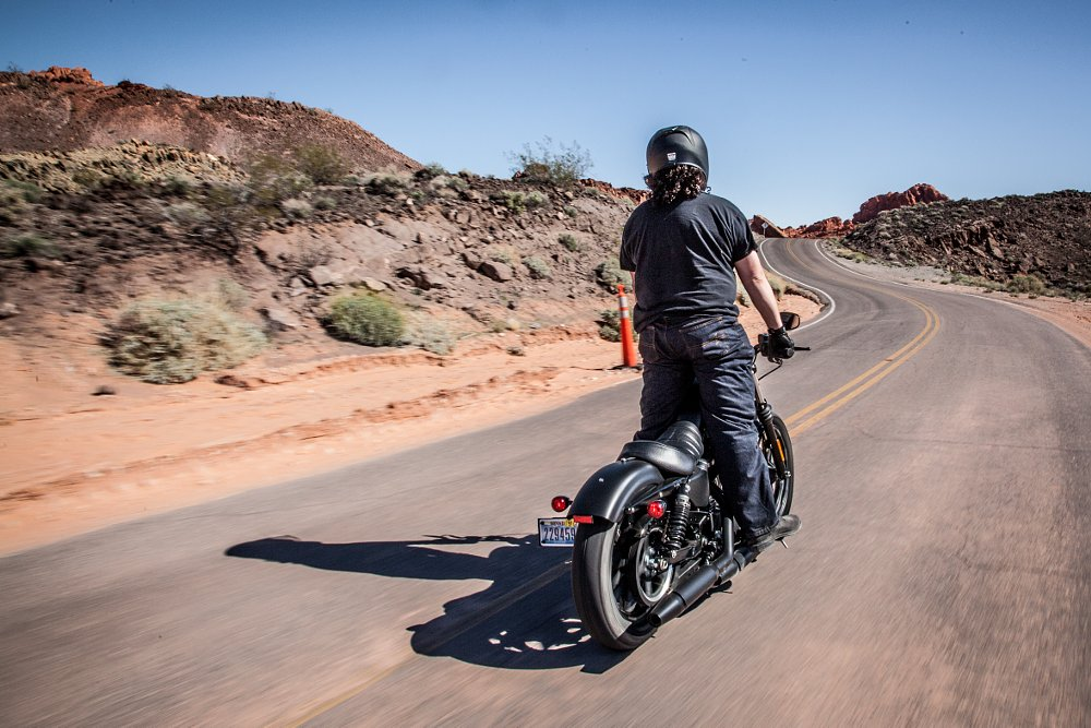 Lemmy Harley Sportster 883