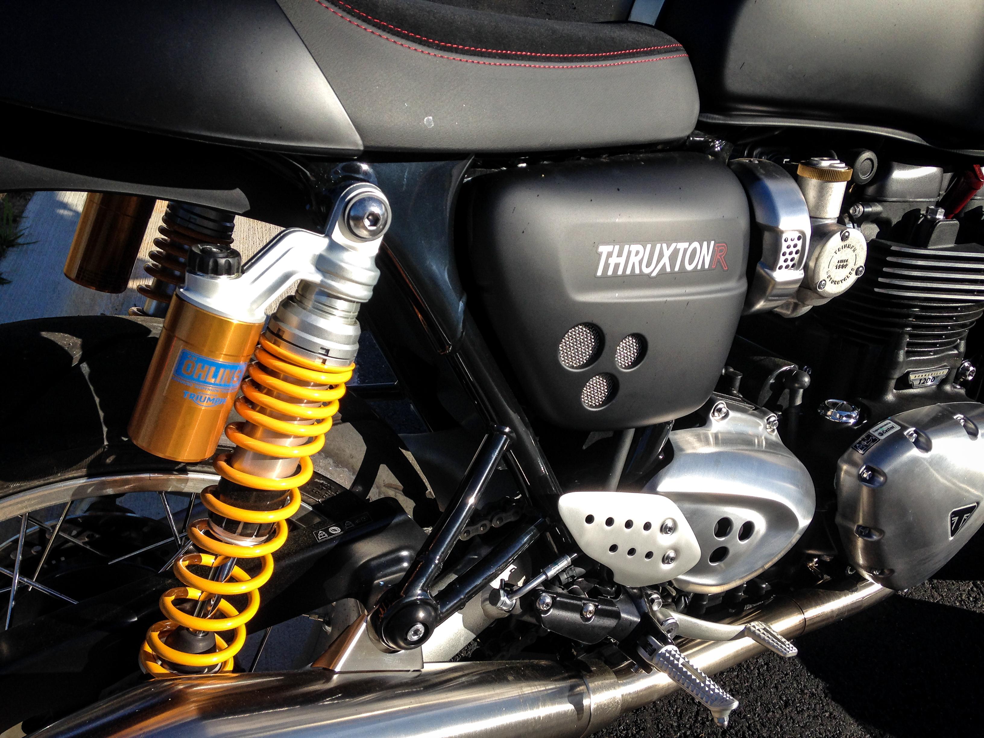2016 Triumph Thruxton R Speed Dating In Atlanta Revzilla