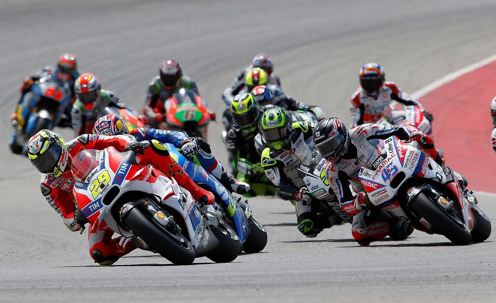 MotoGP at COTA