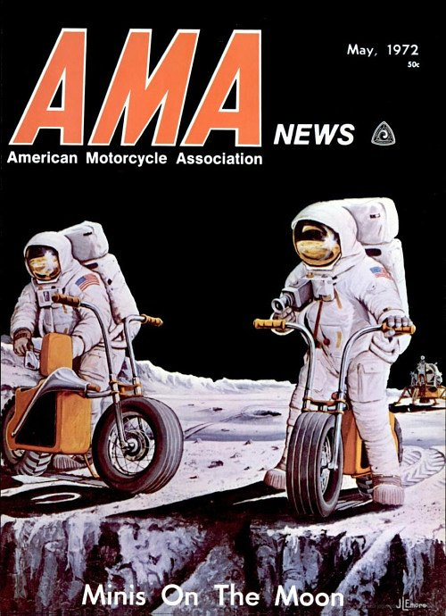 AMA News cover