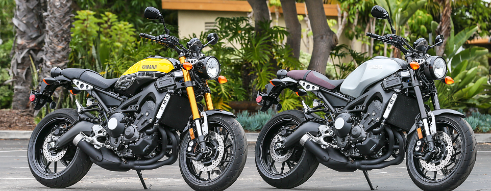 2016 Yamaha XSR900 First Ride Review