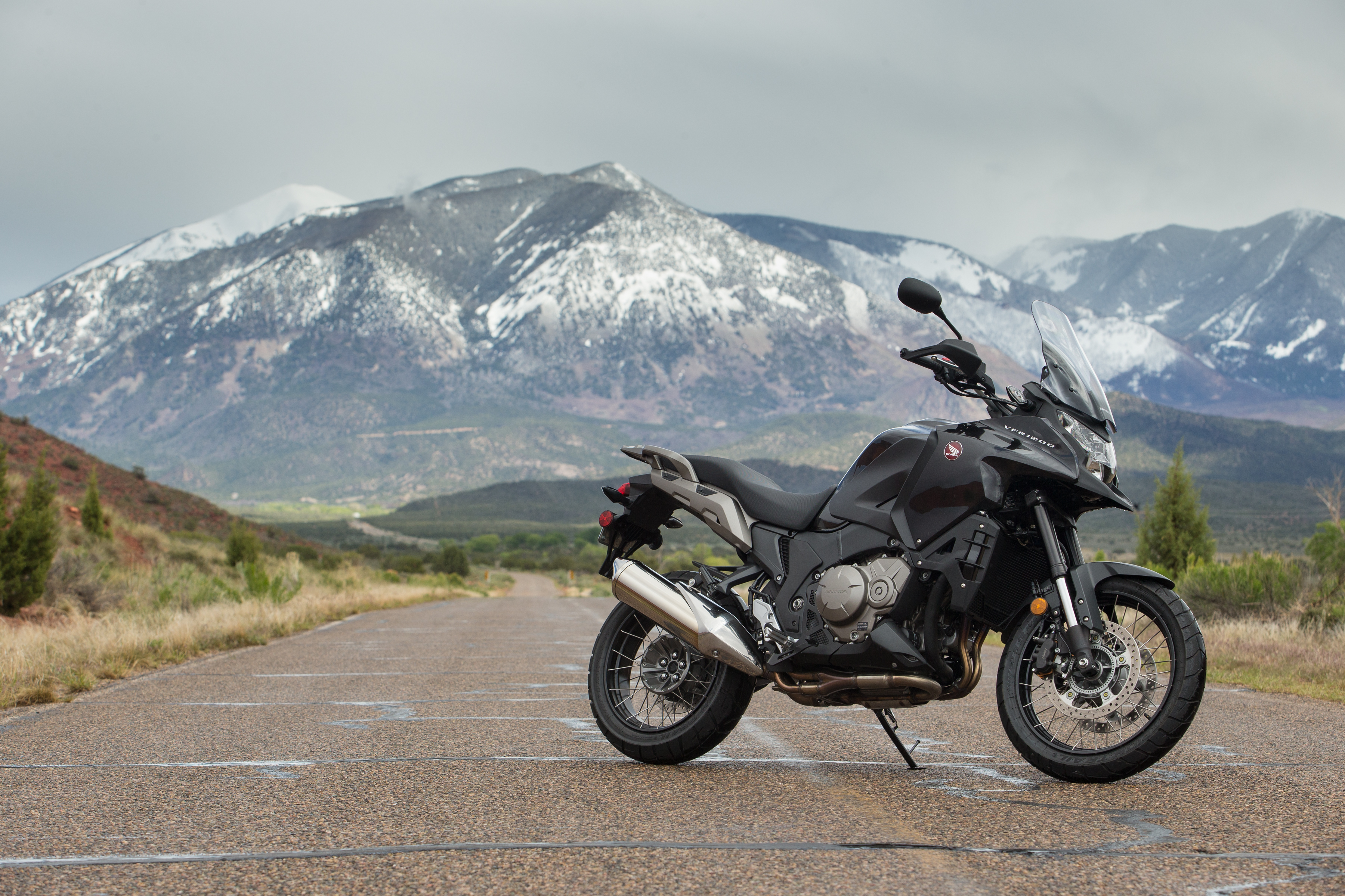 A quick ride on Honda\'s other adventure bike: The VFR1200X Crosstourer