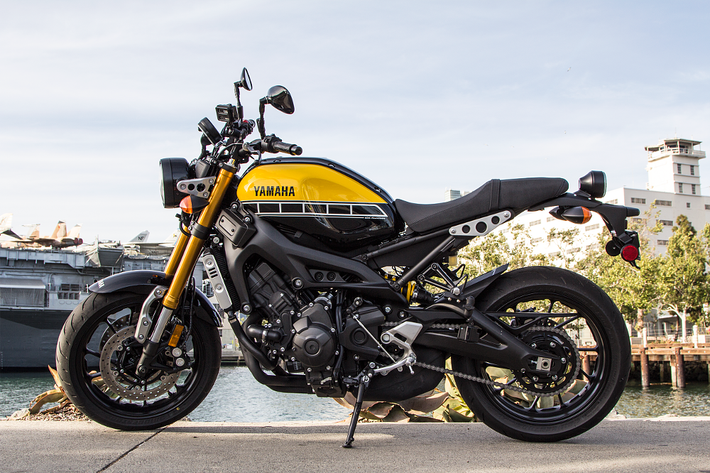 2016 Yamaha Xsr900 First Ride Review Revzilla