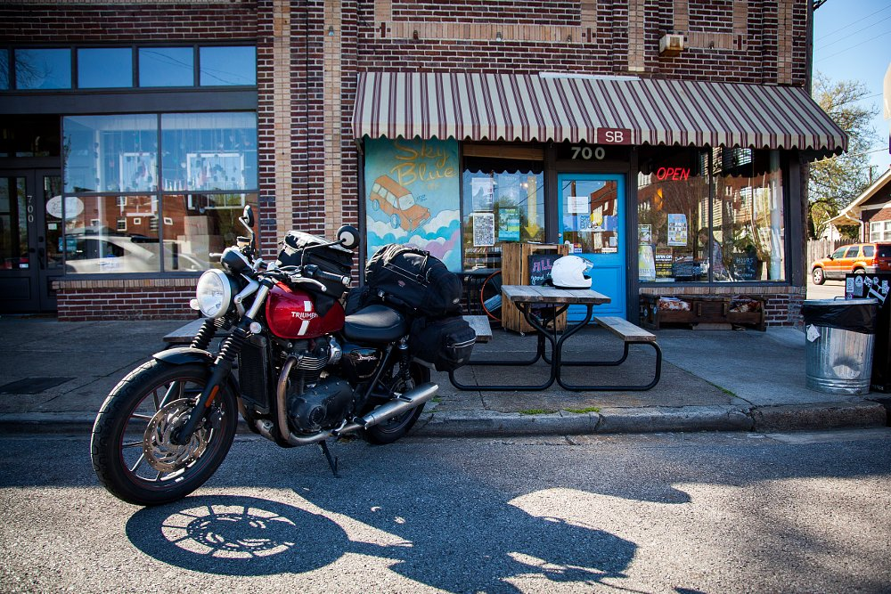 Sky Blue Cafe in Nashville Tennessee