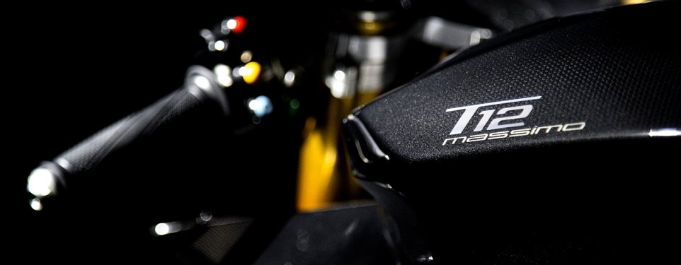 Is the T12 Massimo the world's most exclusive motorcycle?