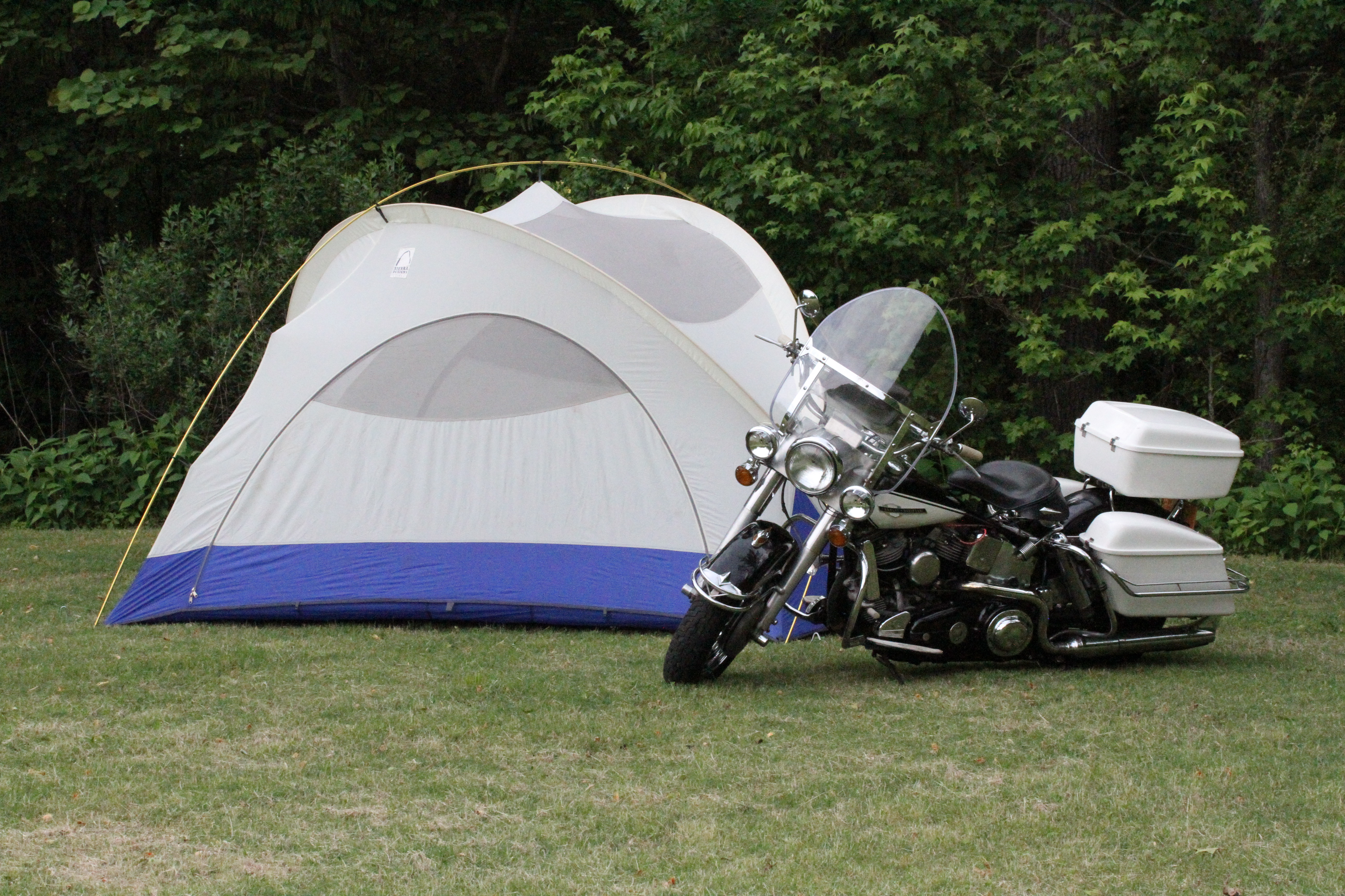 & Motorcycle camping: The basics you need to get out there
