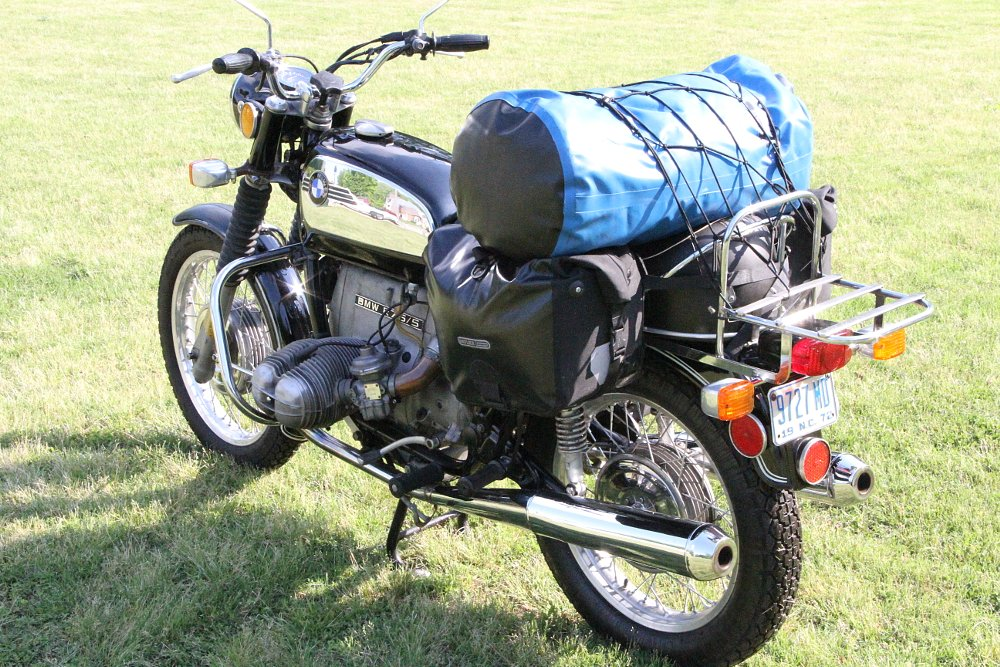 Motorcycle Camping The Basics You Need To Get Out There