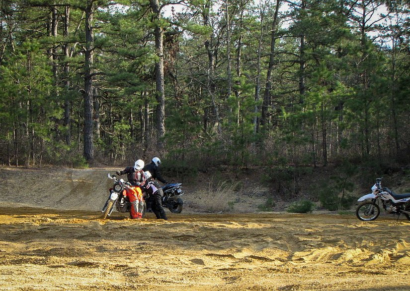 Pine Barrens Adventure Riding Camp