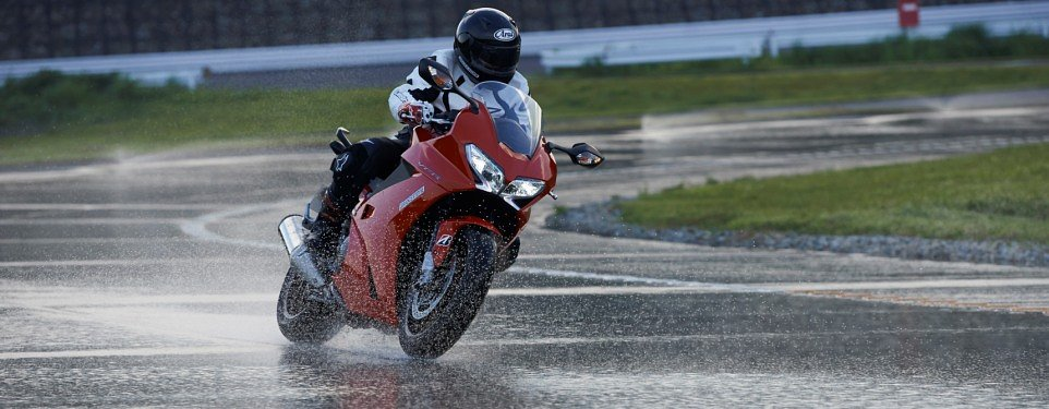 Riding in the rain: What you can learn from Nicky Hayden