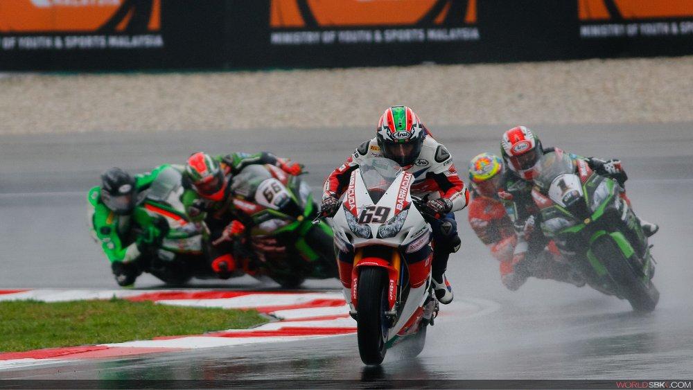 Nicky Hayden in World Superbike