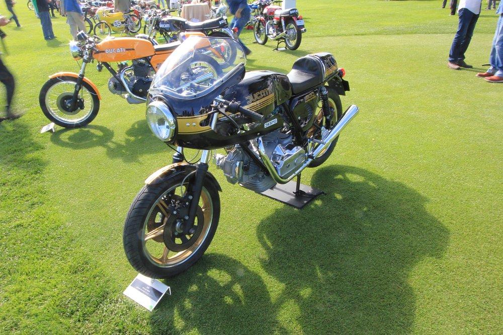 1974 Ducati GT750