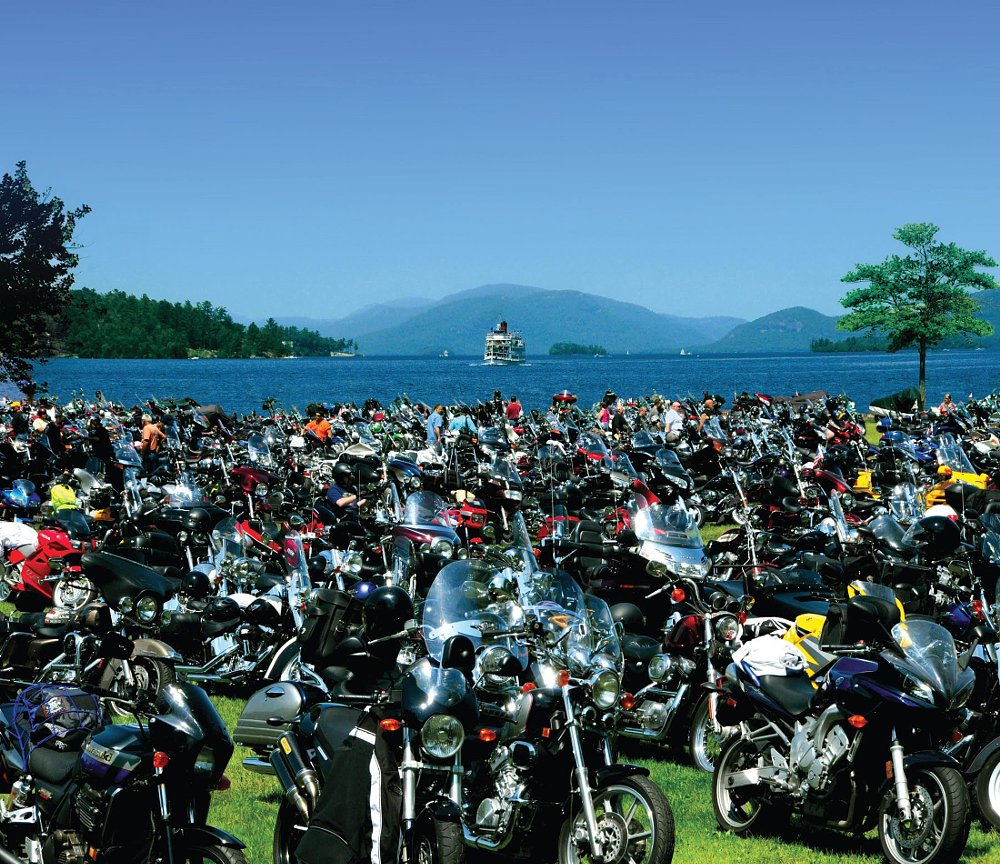 Americade on Lake George