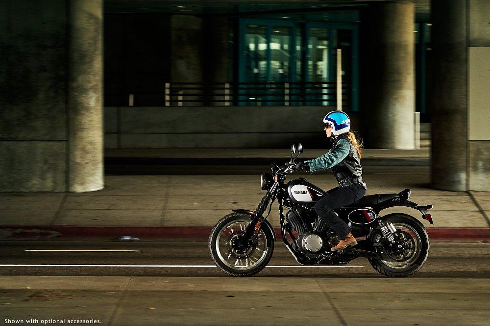 2017 Yamaha Scr950 Revzilla
