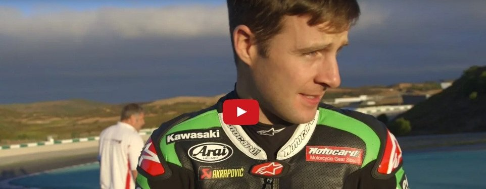 Video: Behind the scenes at a Kawasaki shoot