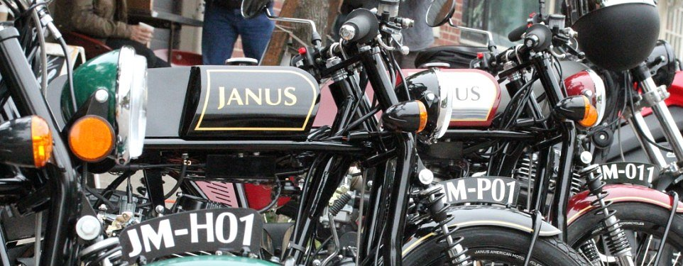 Janus Motorcycles Halcyon and Phoenix 250 first ride reviews