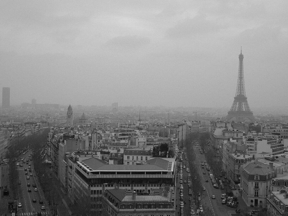Paris air pollution