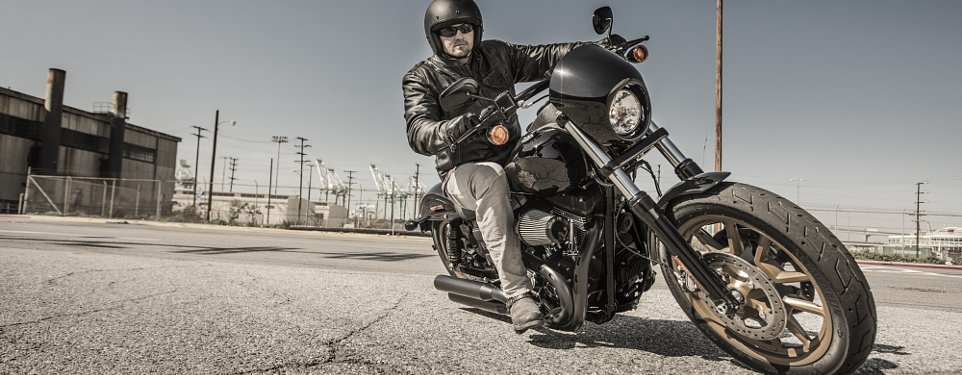 Harley Davidson Low Rider S First Ride Review