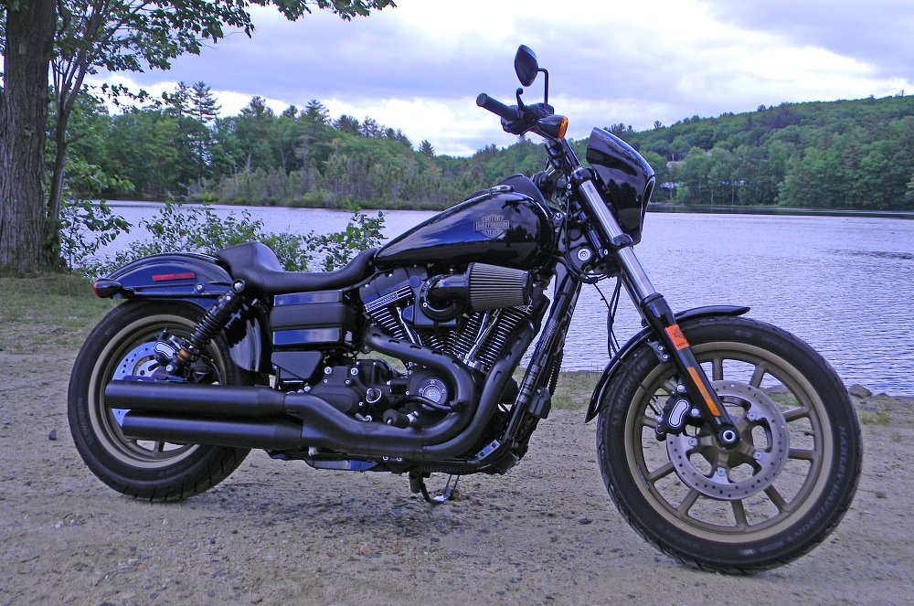 harley-davidson low rider s: first ride review - revzilla