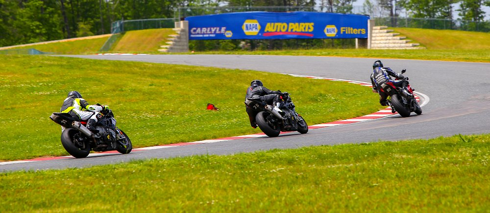 Five tips for better riding from California Superbike School