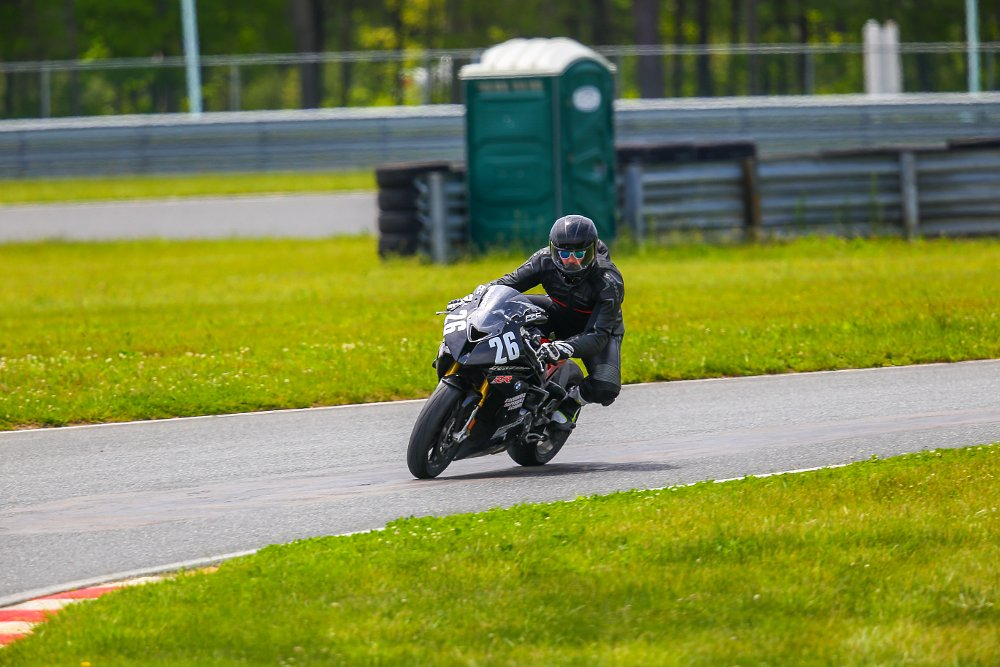 Spurgeon Dunbar California Superbike School