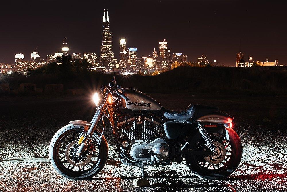 Harley Davidson: 2016 Harley-Davidson Roadster First Ride Review