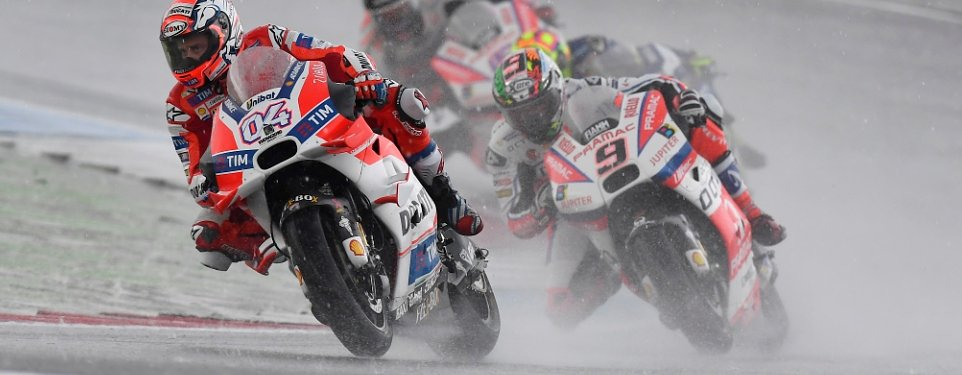 Chaos in The Cathedral, farewell to winglets and more MotoGP