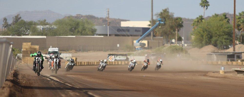 AMA Pro Flat Track racing