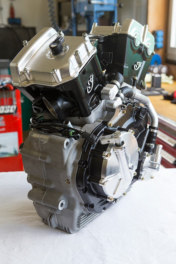 Indian FTR750