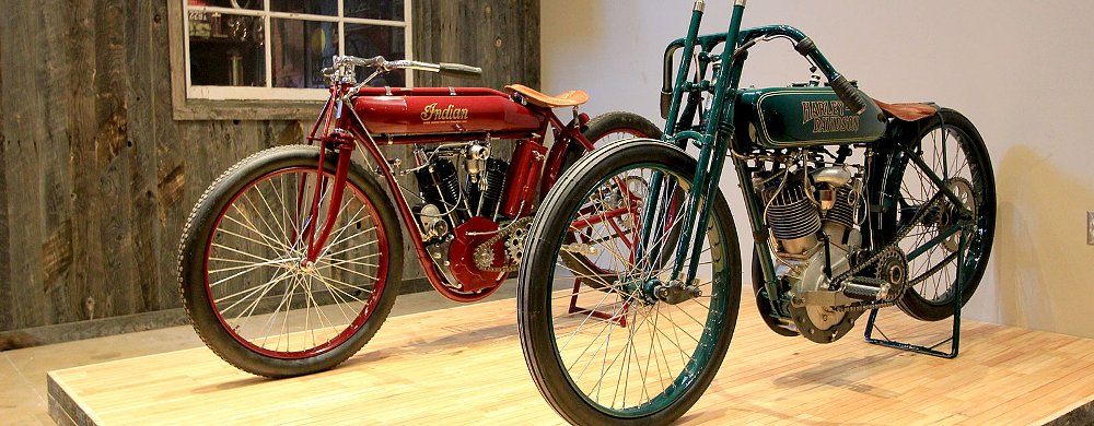 An advance look at the Moto Talbott Museum