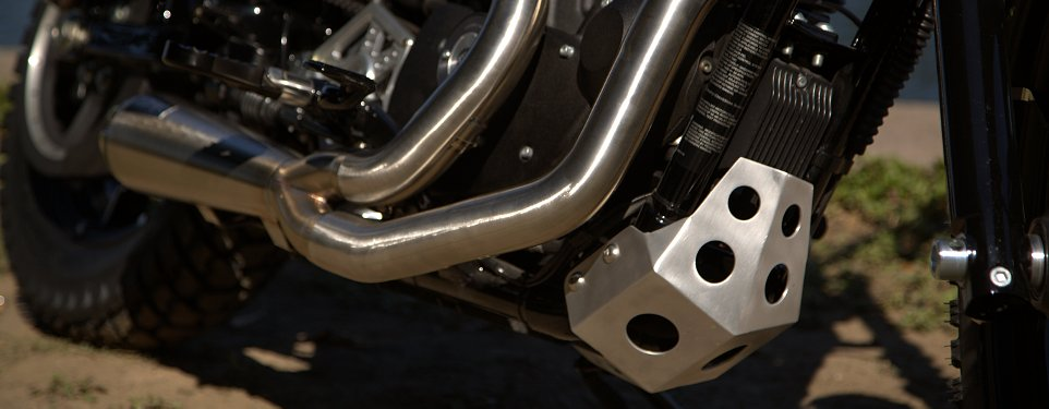 Sportster project video series: Easy upgrades, better