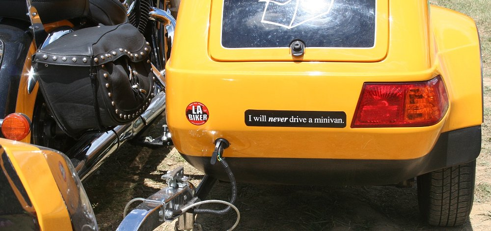no minivan