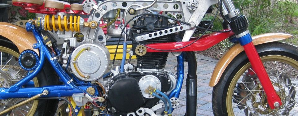 Is this the strangest homebrew motorcycle yet?