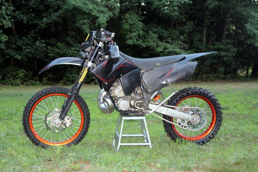 Lem's bike