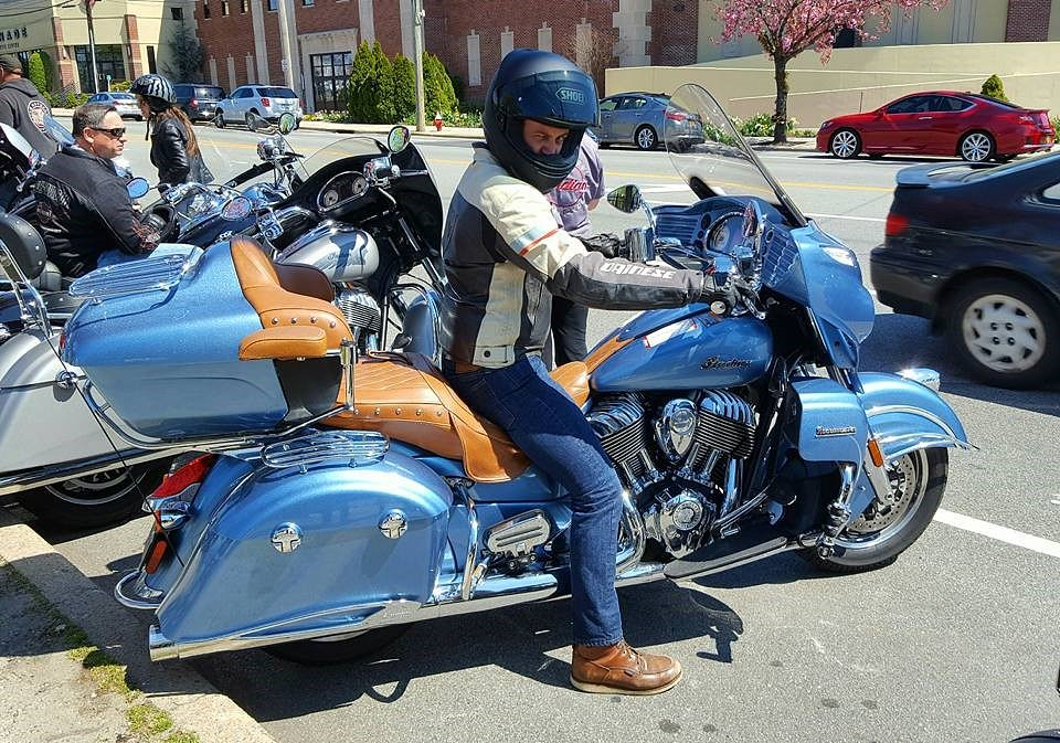 Indian Chief Roadmaster