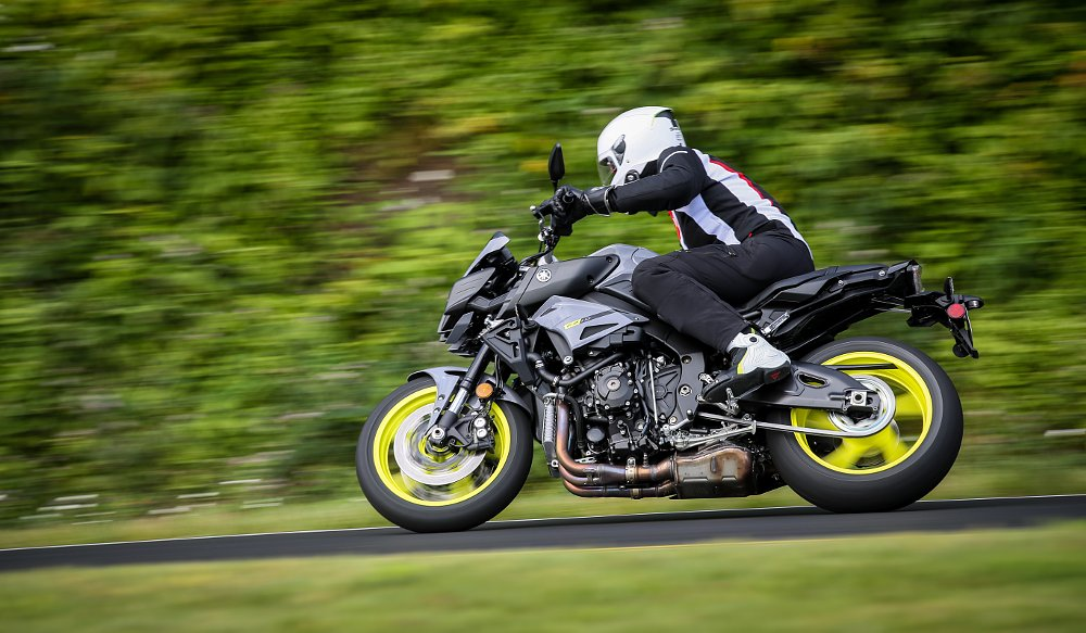 2017 Yamaha FZ-10 first ride review